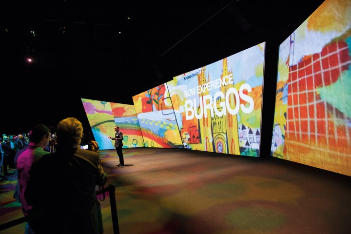 Gestión del Evento Kronospan en Burgos