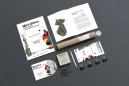 Montaje del Evento de la Exposición Miró
