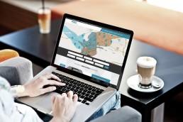 Programación de Website para Atrio Inmobiliaria