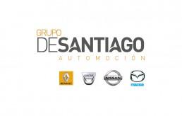 Imagen corporativa e identidad para Grupo de Santiago, Automoción
