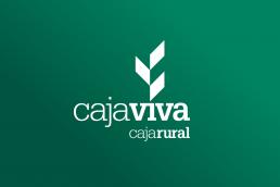 Publicidad especial para Caja Viva, en Burgos