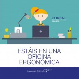 Publicidad para L'Oreal, Ergonomic Attitude